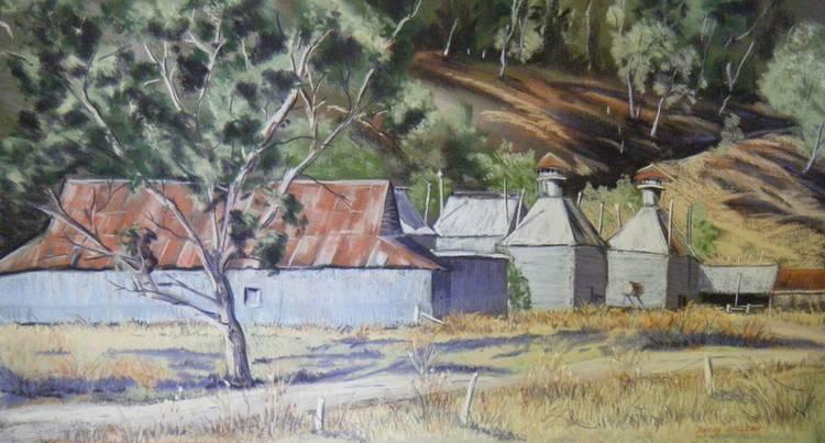 Barry Willcox - Alpine Artist