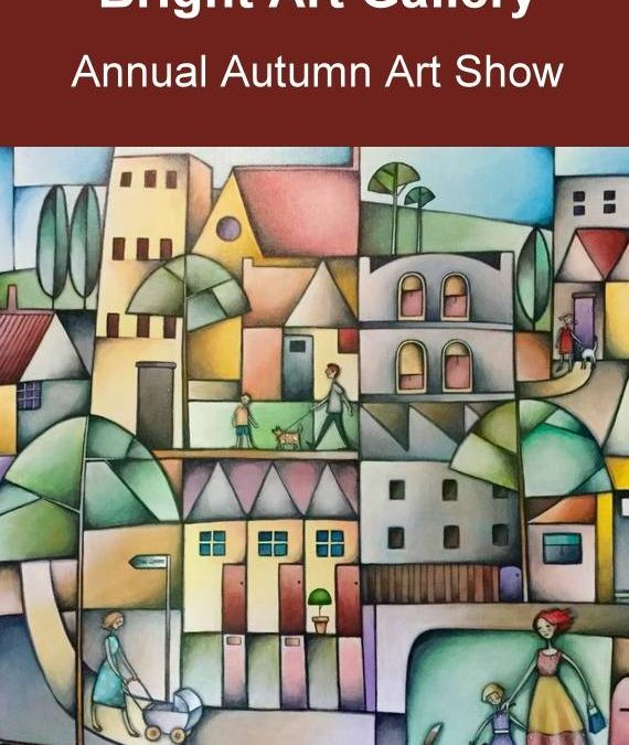 Bright Art Gallery's Annual Autumn Art Show