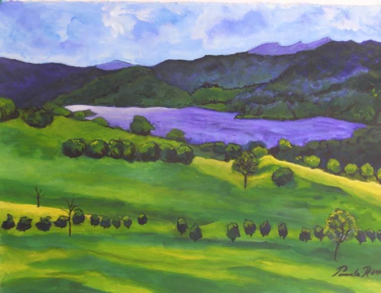 Pamela Richardson - Alpine Artist