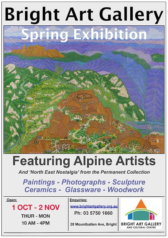 Bright Art Gallery Annual Autumn Art Show