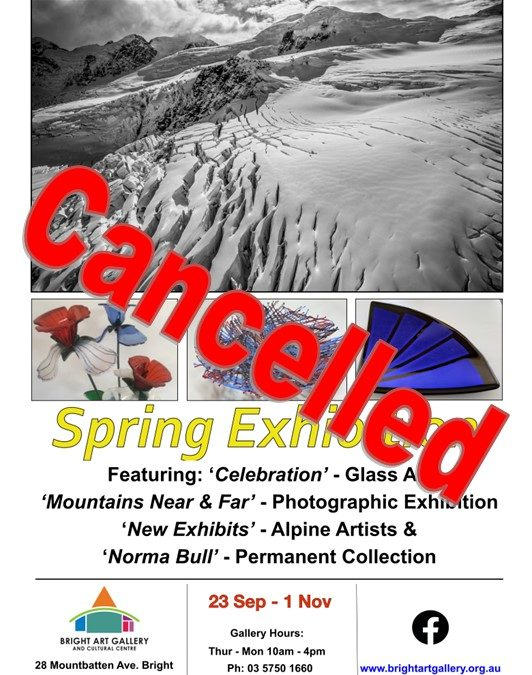 Spring Exhibition 2021