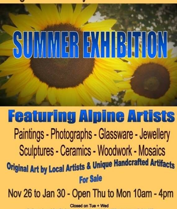 Bright Art Gallery SUMMER Exhibition