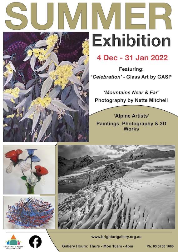 Summer Exhibition 2017-2018