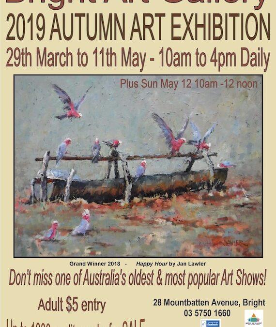 Autumn Exhibition 2019