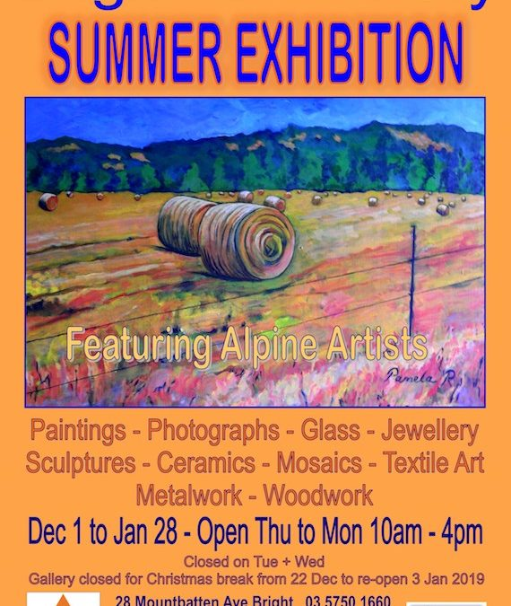 Summer Exhibition 2019