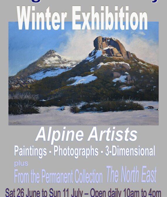 Winter Exhibition 2021